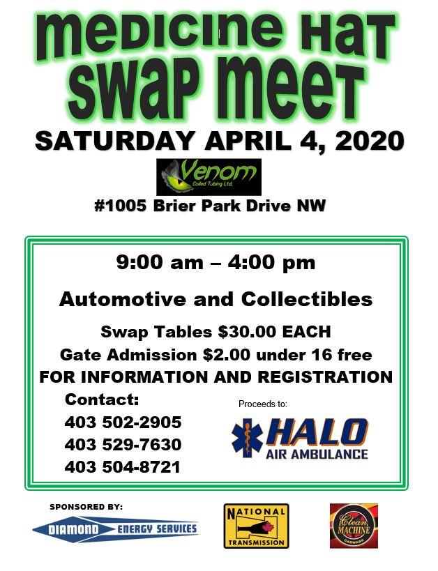MHDRA Swap Meet